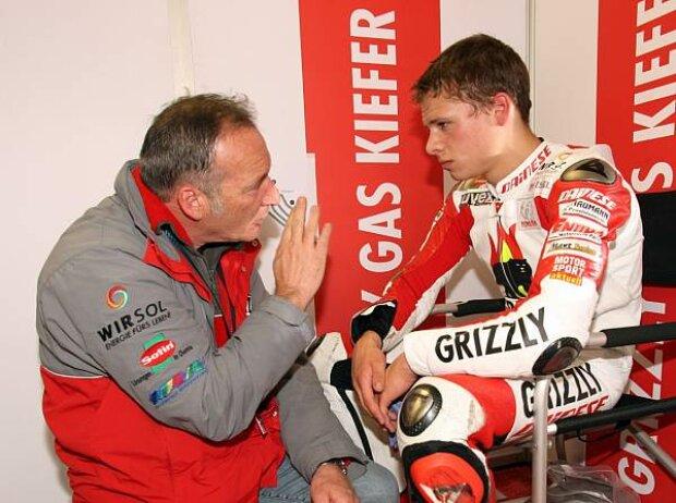 Helmut und Stefan Bradl