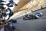 Anthony Davidson und Sebastien Bourdais (Peugeot)