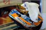 Helm von Dani Clos (HRT)