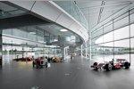 McLaren-Fabrik in Woking