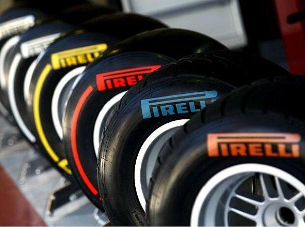 Das Pirelli-Sortiment 2011