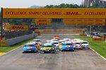 DHL tritt auch als WTCC-Seriensponsor auf