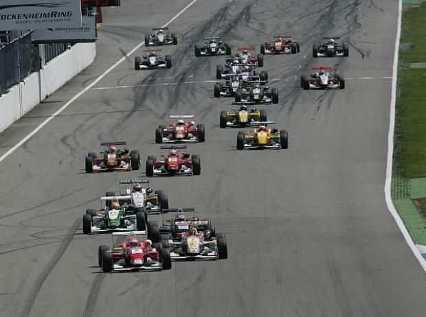 Formel 3 Cup Start