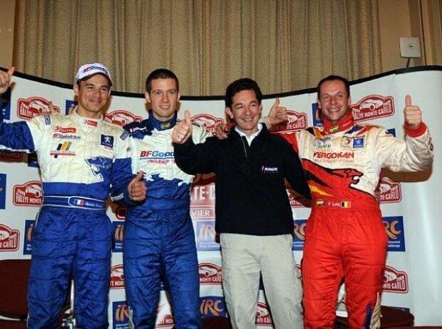 Kronos-Team, Rallye Monte Carlo