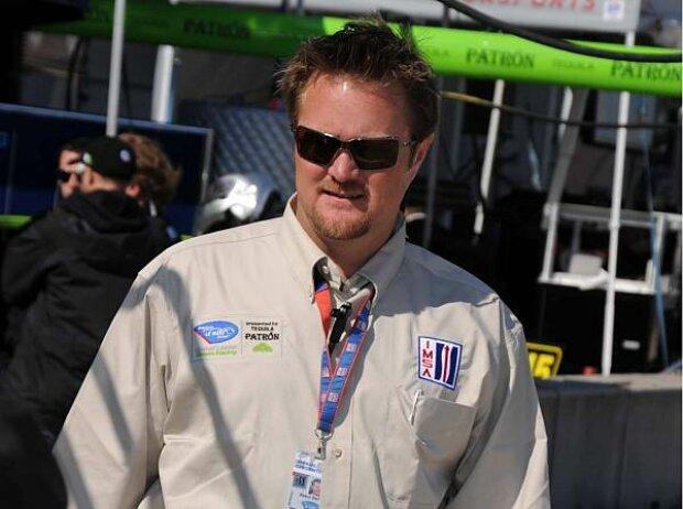 Beaux Barfield Rennleiter IndyCars
