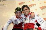 Valentino Rossi und Filippo Preziosi