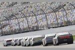 NASCAR Preseason-Thunder in Daytona