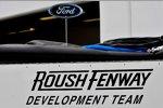 Pitbox von Roush Fenway Racing