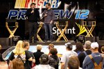 Podiumsdiskussion mit NASCAR-Präsident Mike Helton