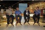 Donnie Allison, Cale Yarborough und Bobby Allison