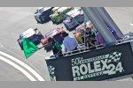 Restart beim Rolex 24 at Daytona