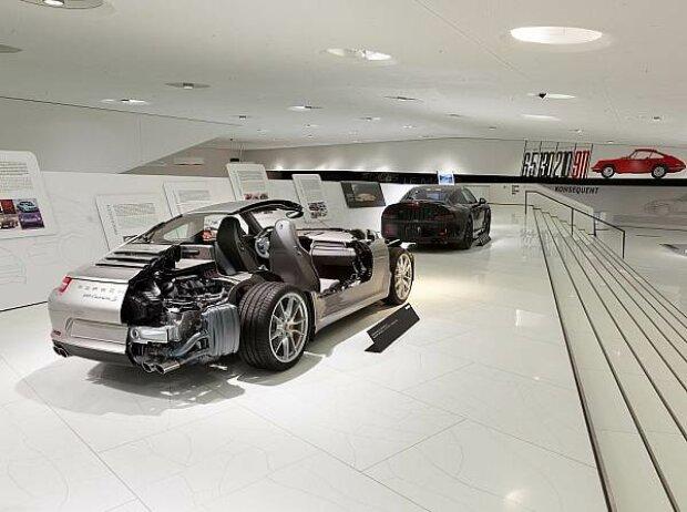 Porsche Sonderausstellung