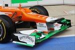 Die Nase des Force India-Mercedes VJM05