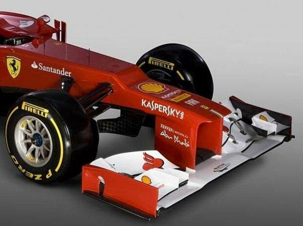 Der Ferrari-Höcker
