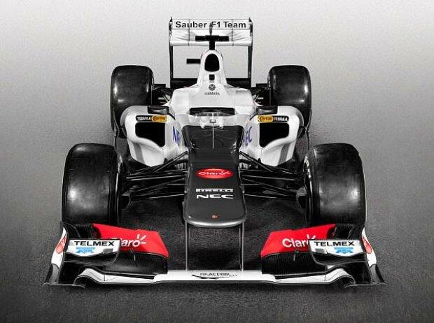 Sauber-Ferrari C31