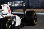 Der neue Sauber-Ferrari C31