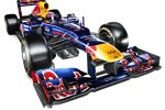 Der Red-Bull-Renault RB8