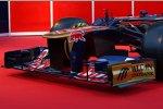 Der neue Toro-Rosso-Ferrari STR7 im Detail