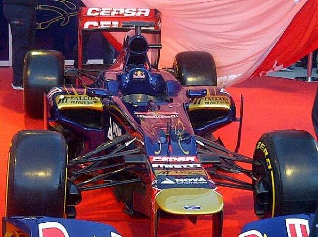 Toro-Rosso-Ferrari STR7