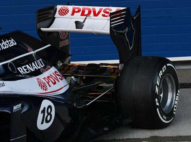 Williams-Renault FW34