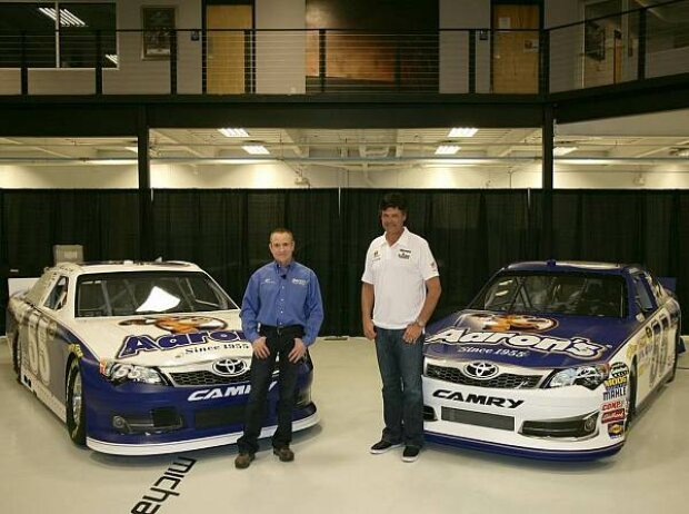 Mark Martin, Michael Waltrip