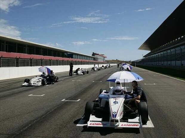 Formel BMW Talent Cup in Portimao