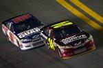 Jeff Gordon und Dale Earnhardt Jun. (beide Hendrick)