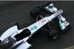 Der Mercedes F1 W03