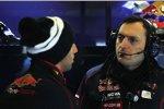 Daniel Ricciardo und Riccardo Adami (Toro Rosso)
