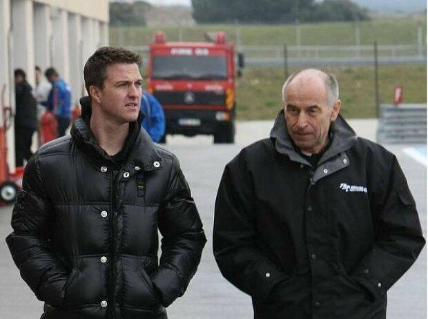 Ralf Schumacher, Peter Mücke