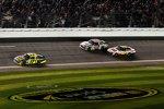 Die Top 3 in Daytona: Matt Kenseth (Roush), Dale Earnhardt Jun. (Hendrick), Greg Biffle (Roush)