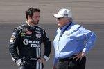 Jimmie Johnson und Teamchef Rick Hendrick stehen in Phoenix im Mittelpunkt