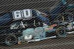 Kenny Wallace (RAB-Toyota) sorgte für die zweite von drei Gelbphasen