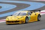 James Walker und Jonny Cocker (JMW Ferrari)
