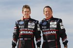 Alex Brundle und Martin Brundle (Greaves Zytek-Nissan)