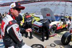 Greg Biffle (Roush) relaxed in Bristol