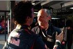 Lob vom Teamchef Franz Tost: Daniel Ricciardo (Toro Rosso) holte sich in Melbourne im ersten Rennen für Toro Rosso seine ersten WM-Zähler.