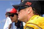 Marco Andretti und Ryan Hunter-Reay (Andretti)