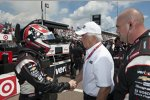 Will Power und Roger Penske