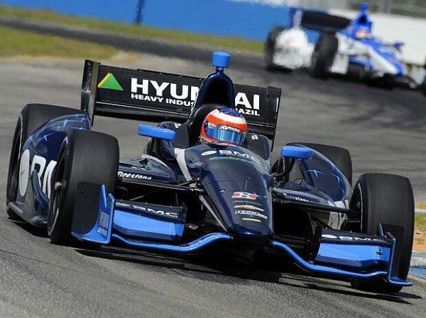 Rubens Barrichello, Takuma Sato