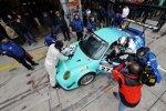 Peter Dumbreck und Wolf Henzler (Falken Porsche)