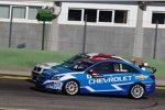 Alain Menu (Chevrolet) und Stefano D'Aste (Wiechers)