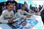 Alain Menu (Chevrolet)und  Robert Huff (Chevrolet)