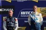 Tom Coronel (ROAL) und Alain Menu (Chevrolet)