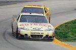 Finale: Ryan Newman (Stewart/Haas) vor A.J. Allmendinger (Penske-Dodge)