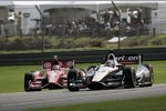Will Power (Penske) gegen Scott Dixon (Ganassi)