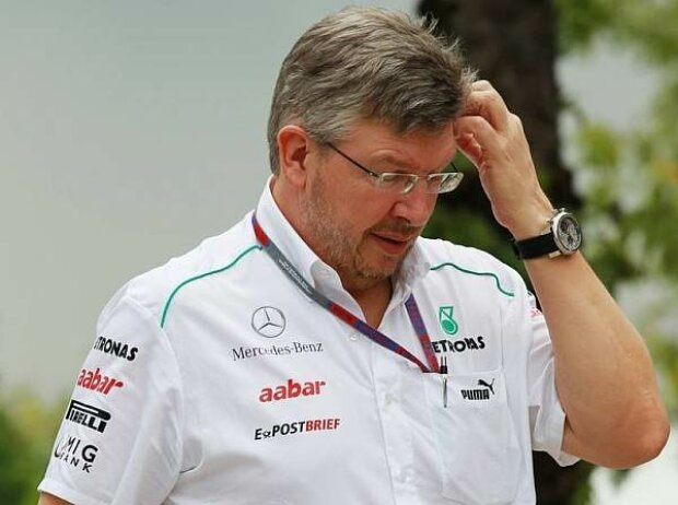 Ross Brawn (Teamchef)