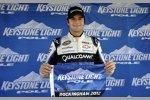 Nelson Piquet Jun. holte sich in Rockingham die erste Pole-Position seiner Truck-Karriere