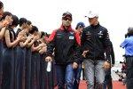 Timo Glock (Marussia) Michael Schumacher (Mercedes)