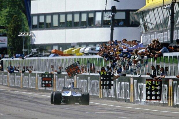 Ralf Schumacher Williams AT&T Williams F1 ~Ralf Schumacher (HWA-Mercedes) ~